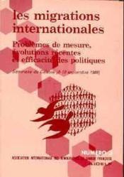 Migrations Internationales