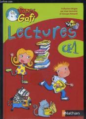 Lectures ; CE1 ; manuel de l'élève