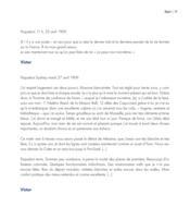 Lettres océanes - Couverture - Format classique