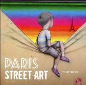 Paris street art - Couverture - Format classique
