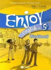 5ème ; workbook (édition 2007)
