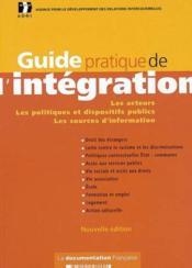 Guide pratique de l'integration ; edition 2002 - Couverture - Format classique