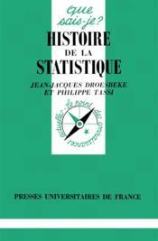Iad - Histoire De La Statistique Qsj 2527