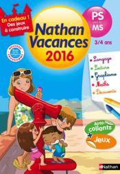 Cahiers de vacances Nathan