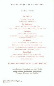 Oeuvres T1 - 4ème de couverture - Format classique