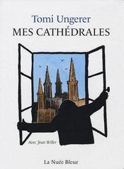 Tomi Ungerer et la cathédrale de Strasbourg