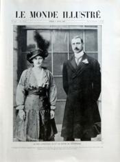 Monde Illustre (Le) N°3250 du 03/04/1920