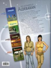 Aldebaran ; intégrale - 4ème de couverture - Format classique
