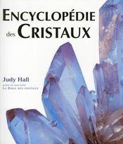 Encyclopédie des cristaux - Intérieur - Format classique
