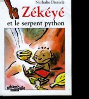 Zékéyé et le serpent python ; série bleue (édition 2008) - Couverture - Format classique