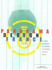 Panorama Du Design 2003