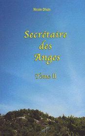 Secrétaire des anges t.2