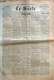 Siecle (Le) N°22751 du 31/03/1901