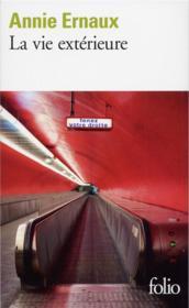 La vie extérieure 1993-1999 - Couverture - Format classique