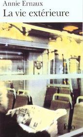 La vie extérieure 1993-1999 - Intérieur - Format classique