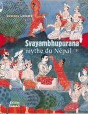 Svayambhupurana ; mythe du Népal - Couverture - Format classique