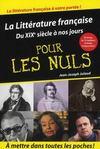 Livres - La littérature française pour les nuls t.2