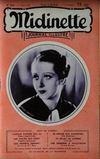 Presse - Midinette N°433 du 01/03/1935