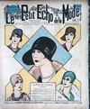 Presse - Petit Echo De La Mode (Le) N°43 du 21/10/1928