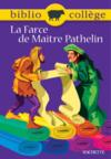 Livres - La farce de Maître Pathelin