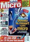 Presse - Micro Hebdo N°315 du 29/04/2004