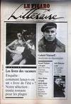 Presse - Figaro Litteraire (Le) N°13621 du 14/06/1988