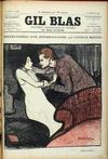 Presse - Gil Blas N°50 du 11/12/1896