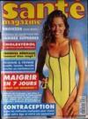 Presse - Sante Magazine N°187 du 01/07/1991