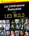 Livres - La littérature française pour les nuls