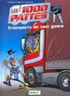 Livres - Les 1000 pattes t.1 ; transports en tout genre