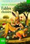Livres - Fables choisies