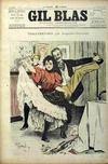 Presse - Gil Blas N°8 du 23/02/1896