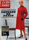 Presse - Echo De La Mode (L') N°42 du 21/10/1962