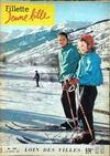 Presse - Jeune Fille Fillette N°704 du 14/01/1960