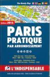 Livres - Paris pratique par arrondissement (édition 2015)