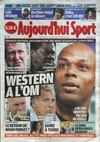 Presse - Aujourd'Hui Sport N°75 du 16/01/2009