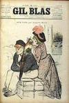 Presse - Gil Blas N°9 du 01/03/1896