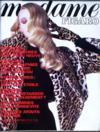 Presse - Madame Figaro N°14061 du 10/11/1989