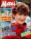 Presse - Maxi N°220 du 14/01/1991