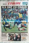 Presse - Equipe (L') N°17896 du 19/06/2003