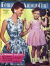 Presse - Femmes D'Aujourd'Hui N°582 du 28/06/1956