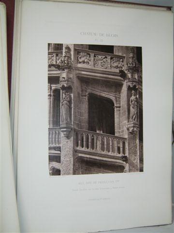 Livre architecture de la renaissance le ch teau de for Architecture de la renaissance