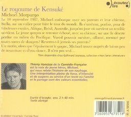 Resume du livre le royaume de kensuke chapitre 1 - Effroyables jardins resume du livre ...
