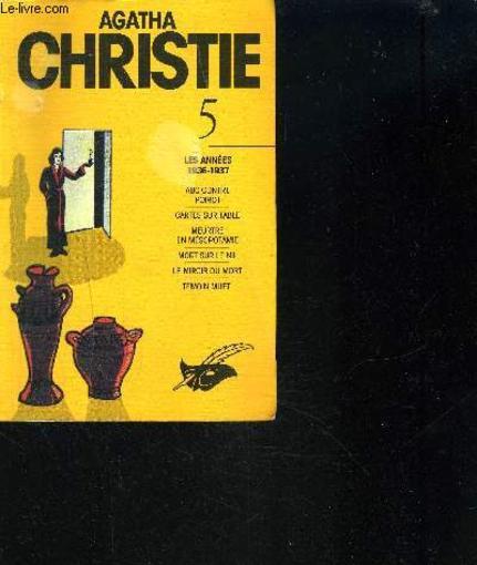 Livre int grale t 5 les ann es 1936 1937 a b c for Meurtre en miroir