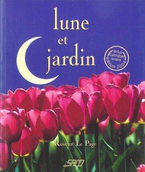 livre lune et jardin rosenn le page. Black Bedroom Furniture Sets. Home Design Ideas