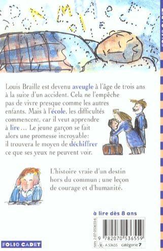 Louis braille livre