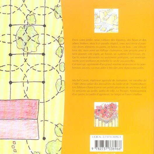 livre bricolage au jardin 50 r alisations pratiques et