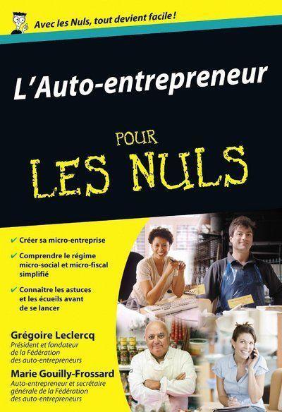 L 39 auto entrepreneur gregoire leclercq marie gouilly for Auteur auto entrepreneur