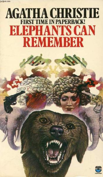 elephants can remember christie pdf