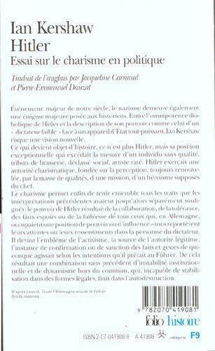 Hitler resume
